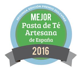 Concurs «Millor Pasta de Té 2016»