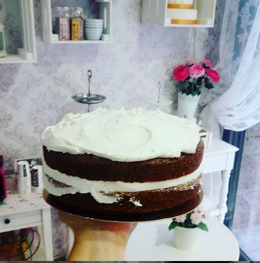 Carrot Cake Vegà