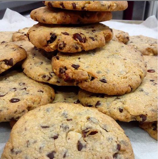 Cookies Veganes